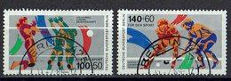 Berlin 1989 // Mi. 836/837 O - Berlin (West)