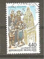 FRANCE 1993 Y T N ° 2827 Oblitéré - France