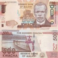 Malawi - 500 Kwacha 2014 UNC P. 66 Lemberg-Zp - Malawi