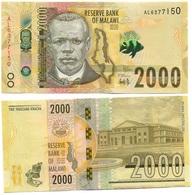 Malawi - 2000 Kwacha 2018 UNC Lemberg-Zp - Malawi