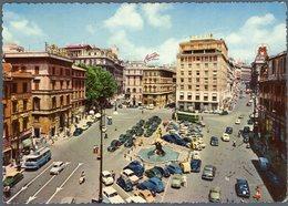 °°° Cartolina N. 841 Roma Piazza Barberini Viaggiata °°° - Roma