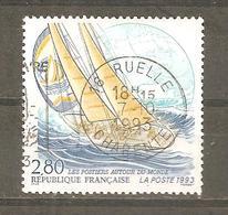 FRANCE 1993 Y T N ° 2831 Oblitéré - France