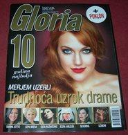 Meryem Uzerli GLORIA Serbian June 2013 - Books, Magazines, Comics