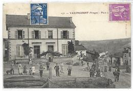 VAXONCOURT - Place - France