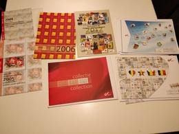 Collectie Boekjes 2004-2006 / 2012-1015 - Belgique