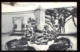 COLLEVECCHIO SABINO - RIETI - 1931 - MONUMENTO AI CADUTI - Rieti