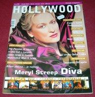 Meryl Streep HOLLYWOOD Croatian March 2003 VERY RARE - Magazines