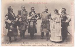 "Poland Polska 1901 Opera ""Halka"" Composer Moniuszko, Theatre Theater Teatro Music Musique Musik - Polonia"