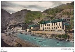 Espagne : Lerida . Bosost : Vista Parcial  Y Rio Garona . - Lérida