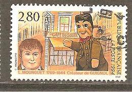 FRANCE 1994 Y T N ° 2861 Oblitéré - Francia