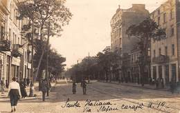 CPA - Bulgarie, SOFIA, Rue Maria Luisa, Carte Photo - Bulgarie