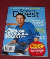 Michael J Fox READER'S DIGEST Serbian October 2010 VERY RARE - Magazines