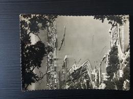 """Trieste - Panorama E Porto - Fotografica, Annullo """"Fiera Di Trieste 1950"""" - Trieste"""