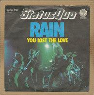 """7"""" Single, Status Quo, Rain - Rock"""