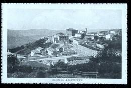 ALLUMIERE  - ROMA - INIZI 900  - SALUTI - Roma