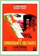 Carte Postale : Les Conquérants Solitaires (cinéma - Affiche - Film) Illustration Léo Kouper - Kouper