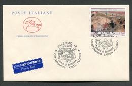 FDC ITALIA 2006 - CAVALLINO - CENTENARIO TARGA FLORIO - PALERMO - 377 - 6. 1946-.. Repubblica