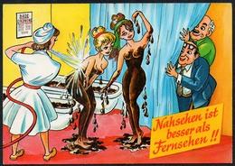 C4736 - Erotik - Humor Scherzkarte - Hans Klocke Verlag - Humor