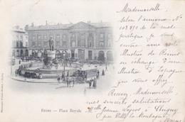 REIMS // Place Royale - Reims