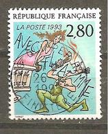 FRANCE 1994 Y T N ° 2840 Oblitéré - France