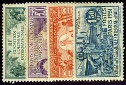 French Sudan. Sc #102-105. * - Sudan (1894-1902)