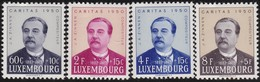 Luxembourg  .    Yvert     .    439/442         .    *     .   Neuf Avec Charniere  .  /   .  Mint-hinged - Lussemburgo