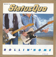 "7"" Single, Status Quo, Rollin Home - Rock"
