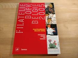 Filatelieboek 2005 Met Volledige Jaargang Postfris - Années Complètes
