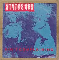 "7"" Single, Status Quo, Ain't Complaining - Rock"
