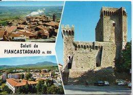 Saluti Da PIANCASTAGNAIO M. 800 - Italia