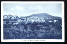 SAN VITTORE DEL LAZIO - FROSINONE - 1955  - PANORAMA - Frosinone