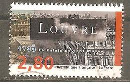 FRANCE 1993 Y T N ° 2851 Oblitéré - France