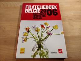 Filatelieboek 2006 Met Volledige Jaargang Postfris - Années Complètes