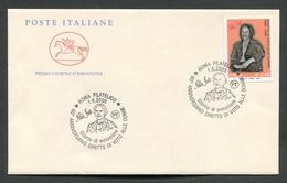 FDC ITALIA 2006 - CAVALLINO - ANNIVERSARIO DIRITTO DI VOTO ALLE DONNE - 384 - 6. 1946-.. Repubblica