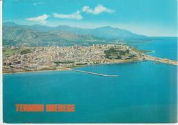 107-Termini Imerese-Palermo:Veduta Aerea Del Porto-v.1972 X Catania - Palermo