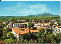 PIANCASTAGNAIO - Stazione Climatica M. 800 - Panorama - Viale Gramsci - Italia