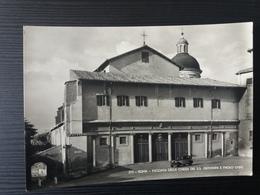 Roma - Facciata Della Chiesa Dei SS. Giovanni E Paolo - Fotografica - Chiese