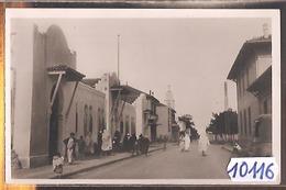 10116 ALGERIE  AK PC CPA  TENES COMMUNE MIXTE - Algeria