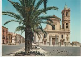 106-Termini Imerese-Piazza Duomo-Chiesa-Botanica:Palme-v.1972 X Aci S. Antonio-Catania - Palermo