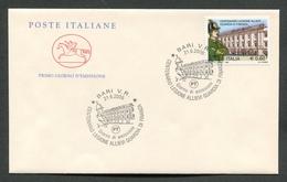 FDC ITALIA 2006 - CAVALLINO - CENTENARIO LEGIONE ALLIEVI GUARDIA DI FINANZA  - BARI - 387 - 6. 1946-.. Repubblica