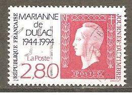 FRANCE 1994 Y T N ° 2864 Oblitéré - France