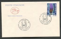 FDC ITALIA 2006 - CAVALLINO - ANNIVERSARIO STRAGE DI BOLOGNA - 392 - 6. 1946-.. Repubblica