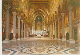 104-Monreale-Palermo-Cattedrale-Chiesa-v.1974 X Aci S.Antonio-Catania - Palermo