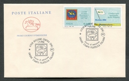 FDC ITALIA 2006 - CAVALLINO - USFI UNIONE STAMPA FILATELICA ITALIANA - 393 - 6. 1946-.. Repubblica