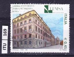 ITALIA REPUBBLICA  2004, Università LUMSA, Usato - 2001-10: Usati