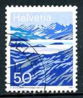 SVIZZERA - HELVETIA - Year 1991 - Viaggiato - Traveled - Voyagè - Gereist. - Svizzera