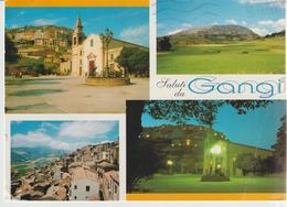 103-Gangi-Palermo-Santuario Dello Spirito Santo-Chiesa-v.1968 X Acireale-Catania - Palermo