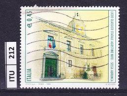 ITALIA REPUBBLICA  2006, Liceo Nifo, Usato - 6. 1946-.. Repubblica