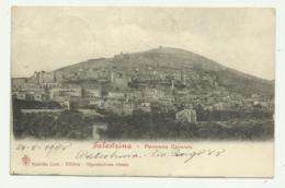 PALESTRINA  - PANORAMA GENERALE   VIAGGIATA FP - Autres