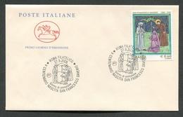 FDC ITALIA 2006 - CAVALLINO - ANNIVERSARIO NASCITA SAN FRANCESCO SAVERIO - 399 - 6. 1946-.. Republik
